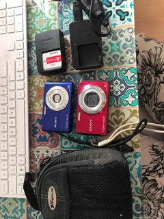 Dos Cámaras Sony 14.1 Y 12.1 Mp Baratas Envío Gratis