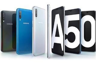Samsung Galaxy A50 64gb 4gb Ram Dual Sim ( 250v )
