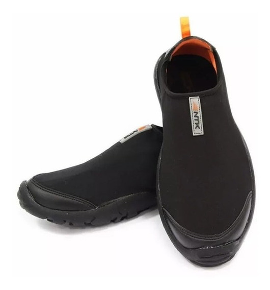 Sapato Sapatilha Tênis Híbrido Pesca Sub Mergulho Ntk