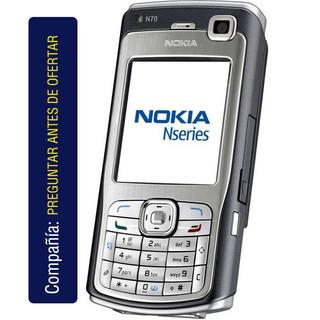 Nokia N70 Symbian Sms Mms Bluetooth Cám 2 Mpx Mp3 Radio Fm
