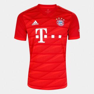 Camiseta adidas Bayern De Munique 2019/2020 Masculina