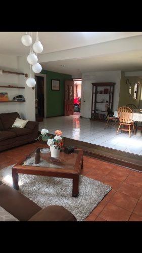 Casa En Renta, Petrolera Taxqueña, Coyoacan
