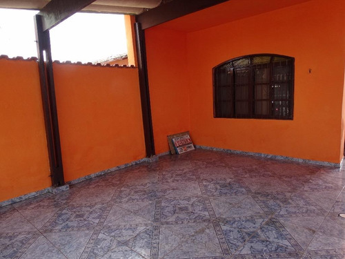 Sobrado  Residencial À Venda, Agenor De Campos, Mongaguá. - So0011