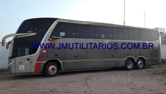 Paradiso 1600 Ld G7 Ano 2014 Scania K400 Tur.jm Cod 178