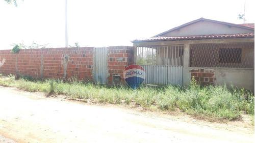 Casa Com 2 Dormitórios À Venda  - Alto Do Sumaré - Mossoró/rn - Ca0053