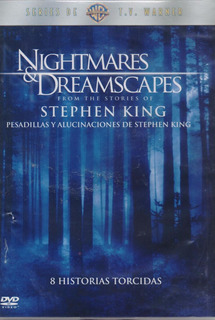 Nightmares & Dreamscapes From Stephen King Miniserie Dvd