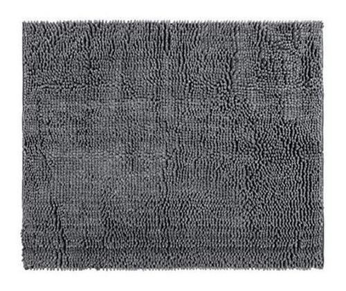 Imagen 1 de 5 de Alfombra Dri Chenille Area 47 X 36 En Gris