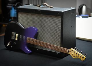 Del Vigo Luthier - Guitarra Modelo Serena Prima