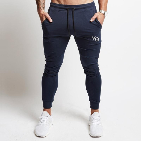 Pants Jogger Fitness Varios Colores Logotipo Bordado