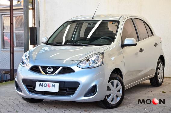 Nissan March 1.0 16v 4 Portas 2015 Completo 4 Pneus Novos