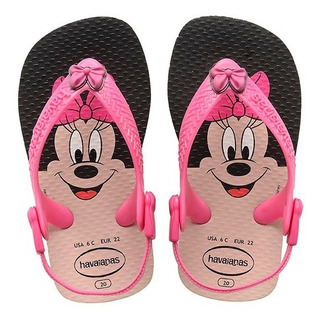 Zonazero Havaianas Ojotas Baby Disney Classics Originales