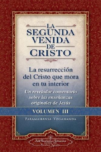 Imagen 1 de 2 de La Segunda Venida De Cristo - Volumen 3