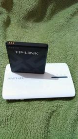 Tp-link Wireless Router 3g/4g (1 Em Estoque)