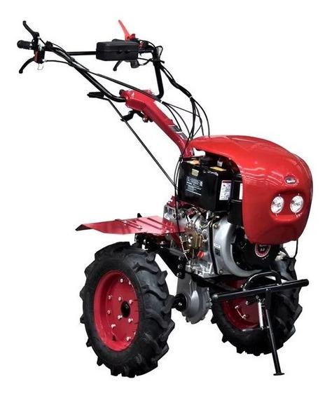Motocultivador Toyama Tdt110 Diesel 9hp Partida Elet Rf700