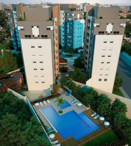 Apartamento Residencial Para Venda, Jaguaré, São Paulo - Ap6148. - Ap6148-inc