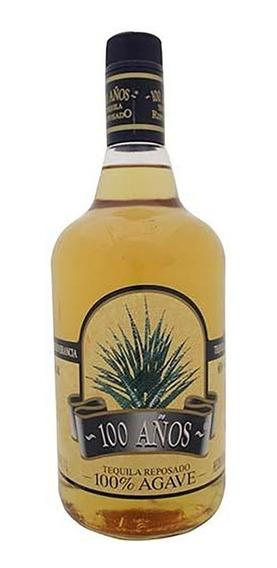 Tequila 100 Años Azul 100% Agave 1lt