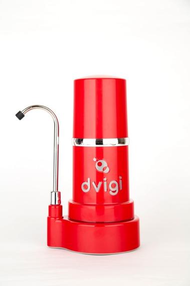 Purificador Agua Dvigi! Arsénico/metales Pesados,cloro Anmat
