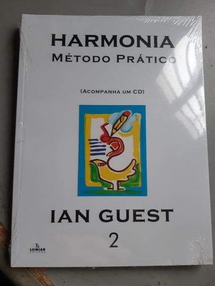 Livro Harmonia Metodo Pratico Vol 2 - Ian Guest