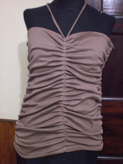 Remera, Top , Strapless