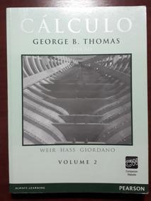 Livro Cálculo 2 - George B. Thomas