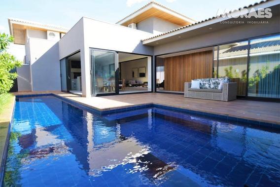 Casa Com 4 Dormitórios À Venda, 709 M² Por R$ 3.200.000 - Residencial Villa Dumont - Bauru/sp - Ca1268