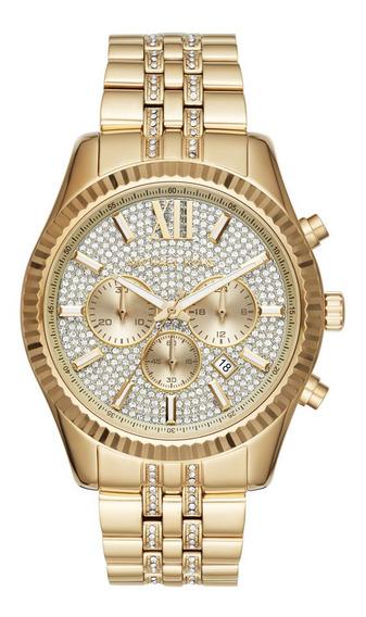 Relógio Michael Kors Feminino Mk8579/4kn - Original