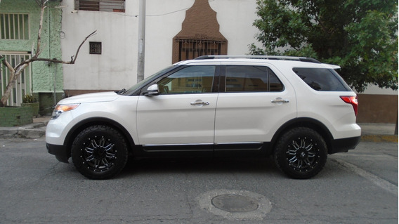 Explorer Limited Awd 2015
