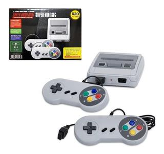Consola Retro Classic Mini Tv Game Super Mini Sfc 620 Juegos
