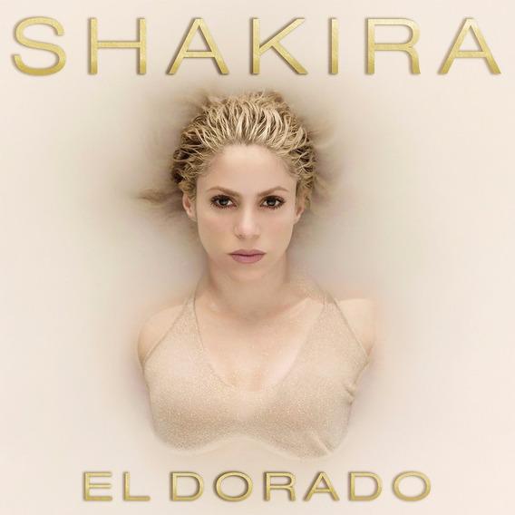 Shakira   El Dorado   Disco Cd Con 13 Canciones