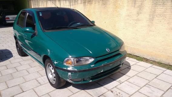 Fiat Palio 1.6 16v 1996 Sucata Em Peças