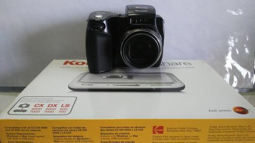 Kodak Esasy Share Dx 7590 + Estção Dock 6000