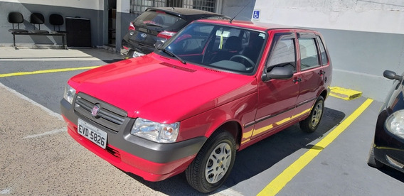 Fiat Mille 1.0 Fire Economy Flex 5p 2011 Raridade