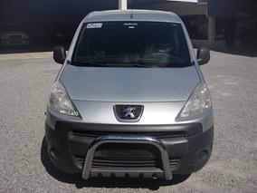 Vendo Peugeot B9 Furgon Vidriada Para 5 Personas Año 2013