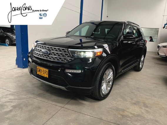 Ford Explorer Limited 4x4 Aut Gmx590