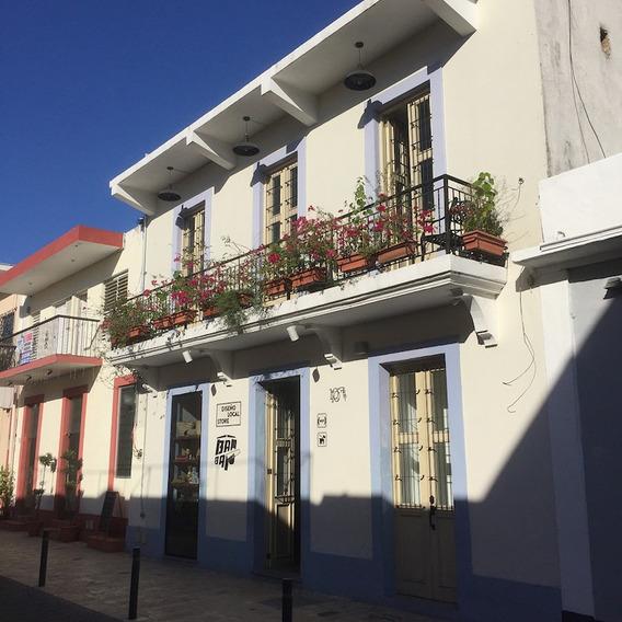 Casa Para Vivienda O Negocio En Alquiler Zona Colonial