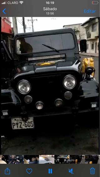 Jeep Wrangler 1988 Descapotado