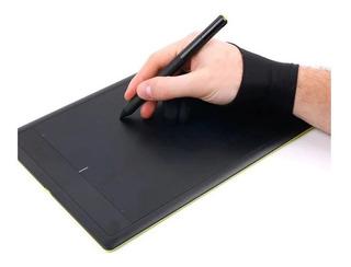 Guante Para Dibujo En Tableta Wacom Papel O iPad Unisex