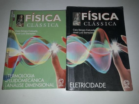 Física Clássica Volumes 3 E 5