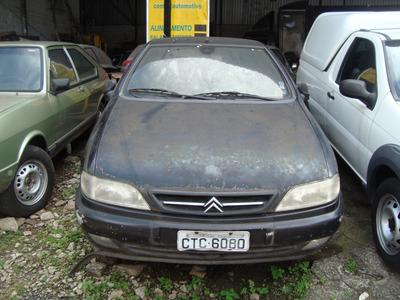Xsara Ex 2.0 Automatica 2000 Sucata