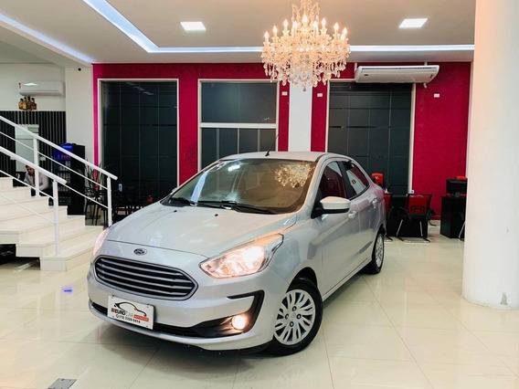 Ford Ka 1.5 Tivct Flex Se Plus Sedan Manual