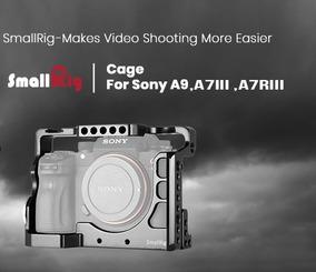 Smallrig Cage Sony A9 A7lll A73 E A7rlll A7r Iii