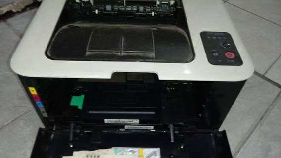 Impressora Samsung Clp 325 Colorida