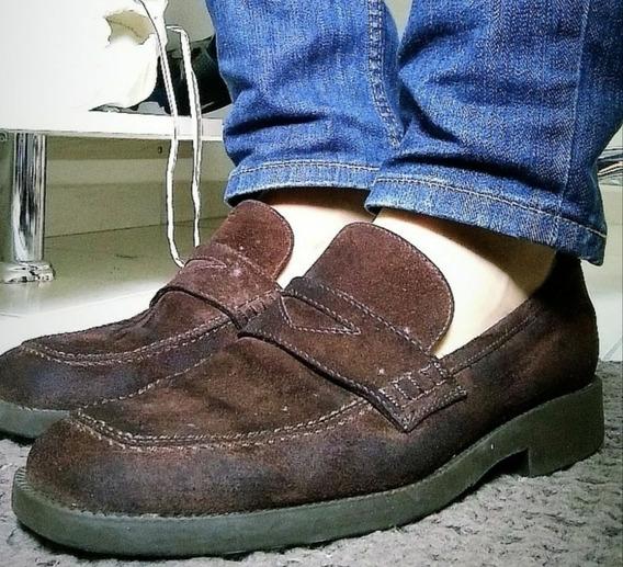 Sapato Camurça 40