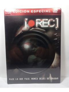 Rec Pelicula Bluray + Dvd (rec)