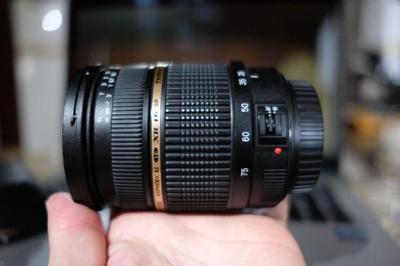 Tamron Canon Af 28-75mm F/2.8 - Usada