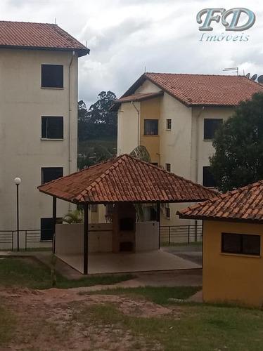 Imagem 1 de 8 de Apartamentos Em Condomínio À Venda  Em Mairiporã/sp - Compre O Seu Apartamentos Em Condomínio Aqui! - 1475686