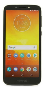 Celular Moto E5 Play Color Negro Sin Detalles