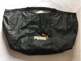 Bolsa Puma Life Stile Preta Usada