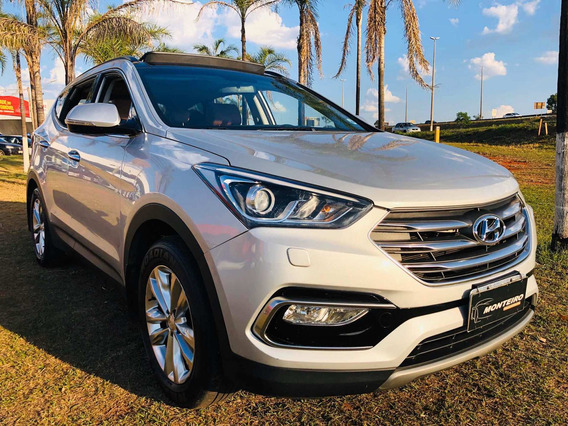 Hyundai Santa Fe 3.3 7l 4wd Aut. 5p 2018