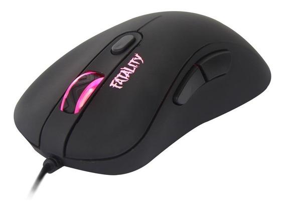 Mouse Gamer Dazz Fatality 3500dpi Dz 621710 Hyperesponse Usb 2.0 4 Botões